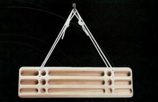 EXPLORE CLIMBING(エクスプロールクライミング) Finger Board Portable(フィンガーボードポータブル) ※設置が簡単 ※左右筋力修正 ※再販未定