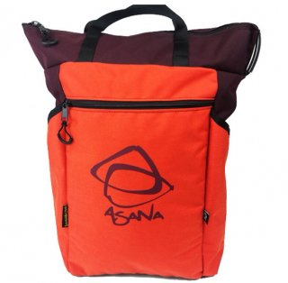 asana(アサナ) Dirt Bag(ダートバッグ) ※ショルダー付きトートバッグ ※岩場・ジム・タウンユースに