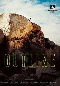 OUTLINE(アウトライン) DVD版 ※MONOLITHIC BLOCK最新作 ※メール便88円 ※再販未定