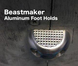 Beastmaker(ビーストメーカー) Chrome Domes(クロームドーム) 4個入 ※アルミ削り出しフットホールド ※耐久性抜群
