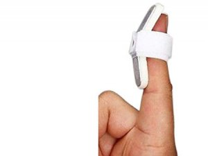 Mallet Finger Splint(マレットフィンガースプリント) ※フリーサイズ ※小型軽量 ※メール便88円