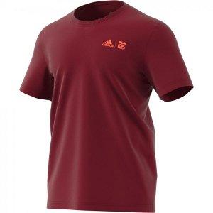 adidasFiveTen(アディダスファイブテン) 510 Logo Tee(ファイブテンロゴティー) ※伸縮性抜群のシングルジャージー素材 ※メール便88円