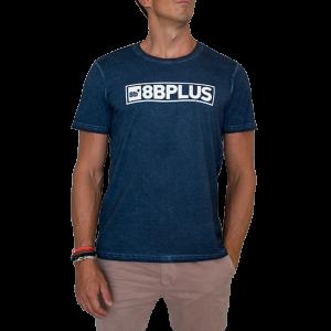 8b+(エイトビープラス) BRAND(ブランド)Tシャツ ※ウォッシュ加工 ※メール便88円