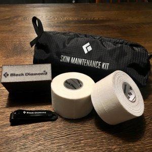 BlackDiamond(ブラックダイヤモンド) SKIN MAINTENANCE KIT(スキンメンテナンスキット) ※指皮メンテ全部入り ※プレゼントに最高 ※200円値下がり
