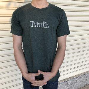 Teknik(テクニック) ロゴティー ※レアなホールドメーカーTシャツ ※メール便88円