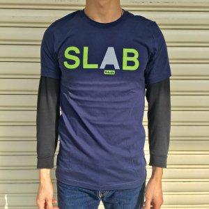 Teknik(テクニック) SLAB T(スラブティー) ※レアなホールドメーカーTシャツ ※メール便88円