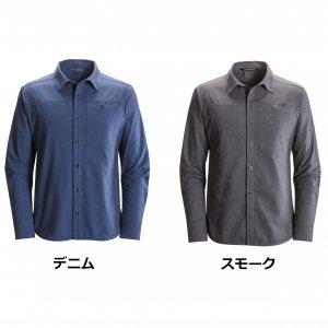 BlackDiamond(ブラックダイヤモンド) Chambray modernist shirt(シャンブレーモダニストシャツ) M's ※2016年新モデル ※展示品セール25%OFF
