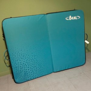 Beal(ベアール) Double Air Bag(ダブルエアバッグ) ※3層構造厚み14cmの高級仕様 ※軽さと耐久性とコスパでおススメ ※3900円値下がり ※納期未定予約