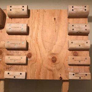 METOLIUS(メトリウス) CampusBlocks(キャンパスブロックス) S/M/L/XL/2XL/3XL ※2個セット ※幅12.7cm 厚み19mm〜47.6mm ※自宅に簡単取付け