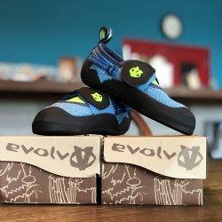 evolv(イボルブ) Venga(ベンガ) ※16cmからのキッズ用 ※ベルクロ+カカト調節で確実フィット