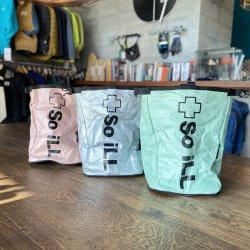 SoiLL(ソイル) Tyvek Chalk Bucket(タイベックチョークバケツ) ※進化したチョークケース ※透湿 防水 高耐久 ※納期未定予約