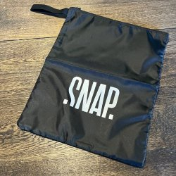 snap(スナップ) Shoe Bag(シューバッグ) ※メッシュ素材で衛生的 ※メール便88円 ※納期未定予約