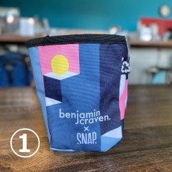 snap(スナップ) Chalk Pocket Zip(チョークポケットジップ) ※ジップポケット付き ※2019年新製品 ※納期未定予約