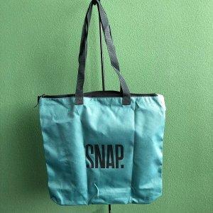 snap(スナップ) Gym Tote(ジムトート) ※折り畳めるジムトート ※携帯して気軽にパッと収納 ※2019年新製品