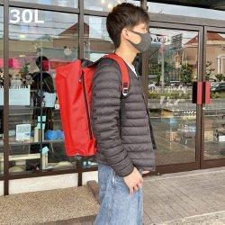 snap(スナップ) Snapack(スナパック)30L ※背面クッションと背面ジップアプローチ