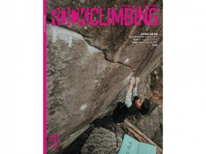 ROCKCLIMBING(ロッククライミング) 011 ※SENSATION 亀山凌平 No Kapote Only V17を第2登 ※季刊誌 ※メール便88円