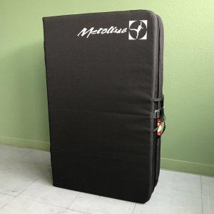 METOLIUS(メトリウス) The Basic Pad(ザ ベーシックパッド) ※価格破壊のメインマット ※斜めカット継目は踏抜き防止 ※本格クラッシュパッド