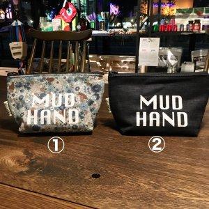 MUDHAND(マドハンド) Mini Pouch(ミニポーチ) ※2019年9月上旬予約 ※小物入れに最適 ※チョークバッグとお揃いで ※メール便88円