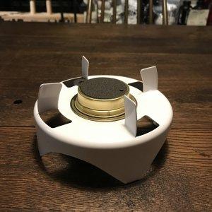 trangia(トランギア) ゴトク付アルコールバーナー ※専用ゴトク付き ※メスキットやツンドラ3の中型サイズのフライパンも使用可