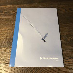 BlackDiamond(ブラックダイヤモンド) 2019Fallカタログ ※メール便88円