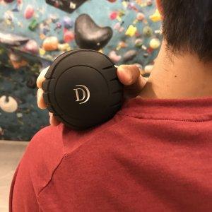 DoctorAIR(ドクターエア) 3Dコンディショニングボール スマート ※超振動ボール+約35度ヒーター ※コンパクトな9cm ※ピンポイント筋膜リリース ※店頭サンプルあり