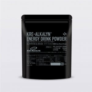 UP ATHLETE(ユーピーアスリート) KRE-ALKALYN(R) ENERGY DRINK POWDER(クレアルカリンエナジードリンクパウダー) ※瞬発系の持続力向上 ※メール便88円