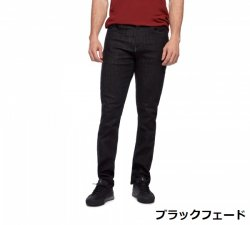 BlackDiamond(ブラックダイヤモンド) CRAG DENIM PANTS(クラッグデニムパンツ) Men's ※タフな超ストレッチデニム ※一体型ブラシポケット ※2020年新モデル