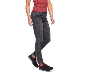 △BlackDiamond(ブラックダイヤモンド) CRAG DENIM PANTS(クラッグデニムパンツ) WOMEN'S ※タフな超ストレッチデニム ※一体型ブラシポケット ※2020年新モデル