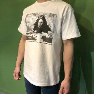 ROKX(ロックス) TITANIC TEE(タイタニック Tシャツ) ※クライマーらしいコットン100%ミッドウェイトTシャツ ※メール便88円