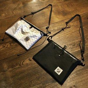 Kaede note(カエデノート) Kaedeサコッシュ(カエデサコッシュ) ※防水高耐久X-pac ※大容量6cm調整マチ ※メール便88円