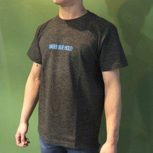 UNDER BLUE HOLD(アンダーブルーホールド) アンブル Tee ※耐久性抜群の5.6oz ※ホールドメーカーTシャツ ※メール便88円