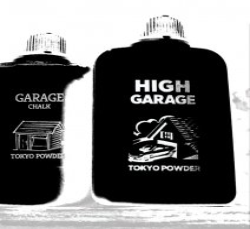 TokyoPowderIndustries(東京粉末) GARAGE/HIGH GARAGE ※ストレスフリーな液体チョーク ※汚せない場所でハイフリクション ※メール便88円