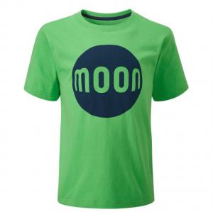 MOON(ムーン) JUNIOR MOON LOGO T-SHIRT(ジュニアムーンロゴTシャツ) ※キッズ用Tシャツ ※2020年新モデル ※メール便88円