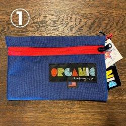 ORGANIC(オーガニック) Big Diffy Bag(ビッグディッフィーバック) ※クライマー必需品をひとまとめ ※大きめファスナーが便利