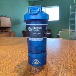 Blenderbottle(ブレンダーボトル) PROSTAK(プロスタック) ※完成度が高いプロテインシェーカー ※コンテナがついてサプリも予備もこれ一つで