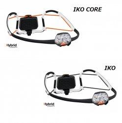 Petzl(ペツル) IKO(アイコ)/IKO CORE(アイコ コア) ※350/500ルーメン ※新開発AIRFITヘッドバンドで超快適 ※バッテリー込79gで超軽量