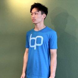 bluepill(ブルーピル) LOGO T-SHIRT(ロゴTシャツ) ※コットン100% ※ホールドメーカーTシャツ ※メール便88円