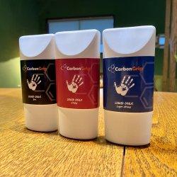 Carbon Grip(カーボングリップ) Liquid chalk DRY/STICKY/SUPER STICKY(ドライ/スティッキー/スーパースティッキー) ※アスリート向け