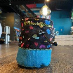 BlackDiamond(ブラックダイヤモンド) Mojo Kids(モジョキッズ) ※小さくて可愛い子供用チョークバッグ ※キッズクライマーへのプレゼントにも ※メール便88円