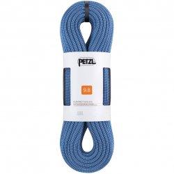 Petzl(ペツル) CONTACT(コンタクト) 9.8mm 60m/70m/80m ブルー/グリーン ※軽量シングルロープ ※インドアと岩場の両方に ※軽さと耐久性の両立