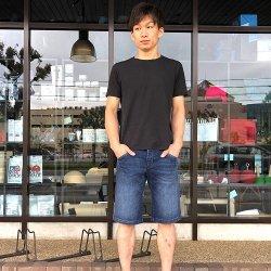 NOGRAD(ノーグレード) Yaniro Denim Short(ヤニーロデニムショーツ) Mens ※2021年新モデル ※超ストレッチデニムショーツ