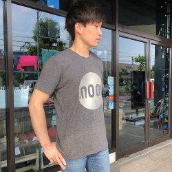 MOON(ムーン) Wave Logo Larry Bamboo T-Shirt(ウェーブロゴラリーバンブーTシャツ) ※竹繊維配合で伸縮性抜群 ※2021年新モデル ※メール便88円
