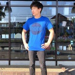 MOON(ムーン) Moon Logo T-Shirt(ムーンロゴTシャツ) ※快適な着心地のオーガニックコットン100% ※2021年新モデル ※メール便88円