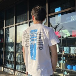 UNDER BLUE HOLD(アンダーブルーホールド) ロゴTシャツ ※グッぼるオリジナル限定カラーが登場※耐久性抜群の5.6oz ※ホールドメーカーTシャツ ※メール便88円