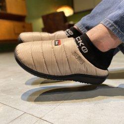 NANGA(ナンガ) SUBU×NANGA Winter Sandal(スブ×ナンガ ウインターサンダル) AURORA/TAKIBI ※暖かくて気持ちいい冬のサンダル