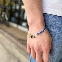 ANDREA SAMPAOLI (アンドレアサンポーリ) Bracelet(ブレスレット) ※クライミングギアアクセサリー ※イタリアドロミテハンドメイド ※メール便88円
