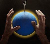 ATOMIK(アトミック) XXL CANNON BOMB 9inch BALL(キャノンボム9インチボール) ※直径22.9cm ※1個