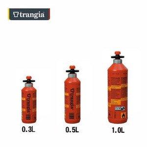 trangia(トランギア) Fuel bottle(フューエルボトル) 0.3/0.5/1.0L ※定番赤色ボトルは希少価値