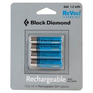 BlackDiamond(ブラックダイヤモンド) 単4充電池 ※メール便88円