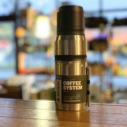 △STANLEY(スタンレー) 真空コーヒーシステム0.5L ※どこでも最上の淹れたて ※本格アウトドアセットが日常でも活躍